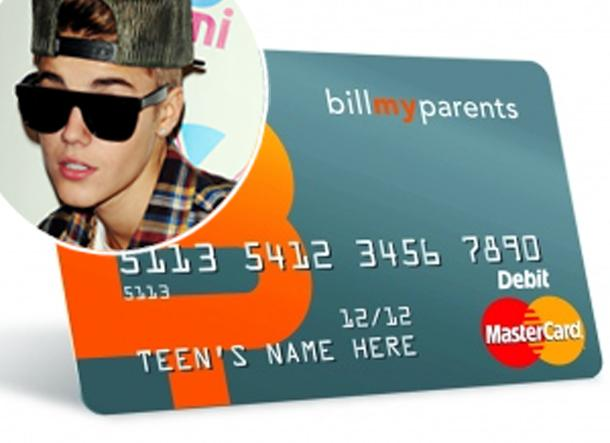 Teen Credit Card Does Not 115