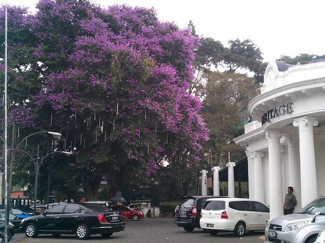 The Heritage in Bandung, one of the coolest cities of Indonesia