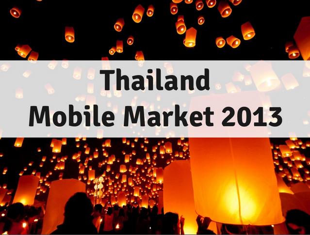 mCommerce in Thailand
