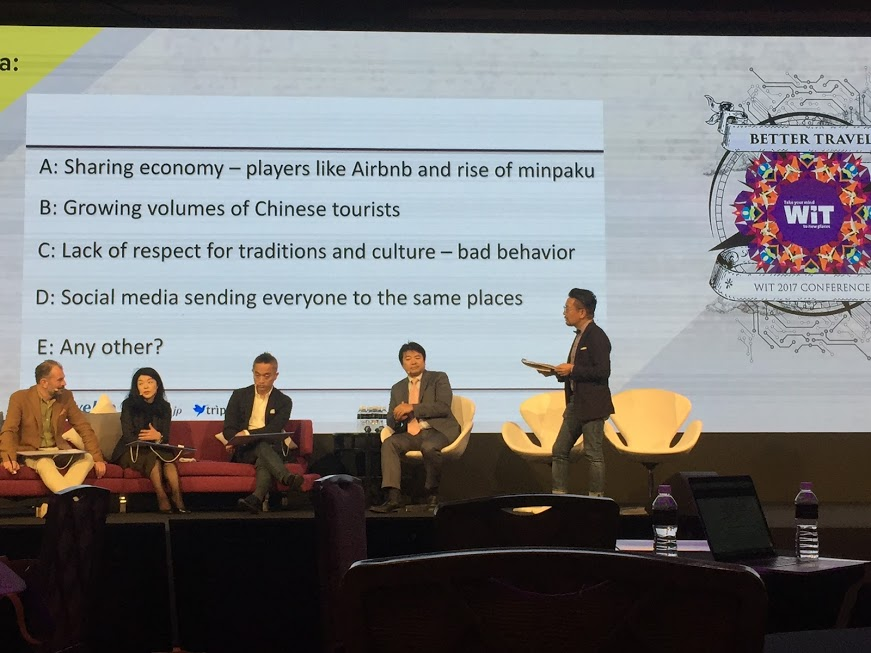 Asia online travel trends