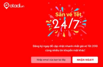 Atadi.vn flight price comprison & booking site