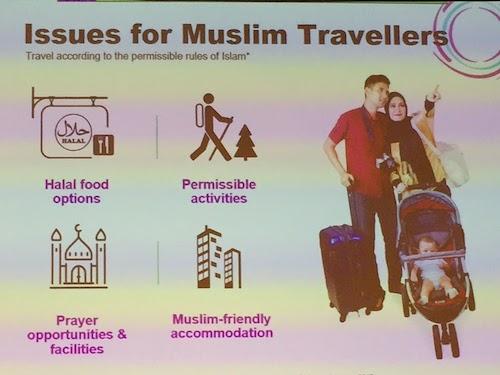 Muslim Travelers' need by Ooomra