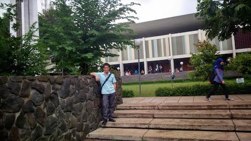 Me at ITB Bandung (Nov 29 2014)